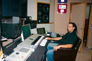 Roni Size's current Bristol studio is named Balmoral Heights.