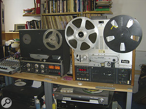 Andrew Rose: Restoring Old Recordings