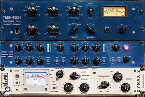 Outboard options include several Pultec and Tube-Tech EQs.