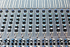 The custom Neve console in Studio 1 boasts 56 Neve 31106 EQs, as well as a  sidecar with 16 ISA110 input modules.