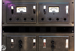 Also available are these unusual EAG CA-001 variable-mu valve limiters.