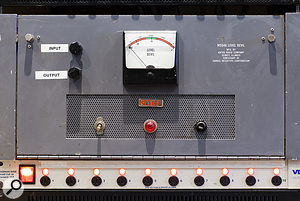 The infamous Gates M5546 Level Devil compressor, not a favourite unit of radio stations in the Bible Belt in the 1950s...