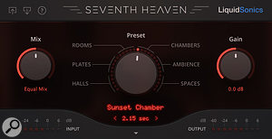 LiquidSonics Seventh Heaven Professional