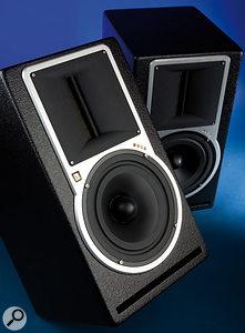 SLS PS8R monitors.