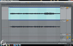 When bouncing out rough mixes, I  always mark and date where the rough mix was bounced from.