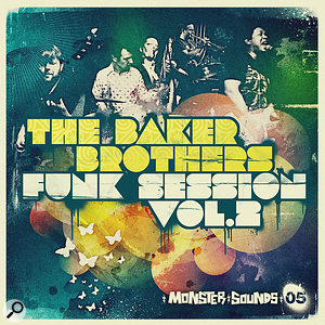 Loopmasters | Baker Brothers Funk Session Volume 2