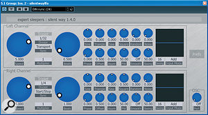 Wish your synth had more modulation sources? Silent Way LFO will add them.