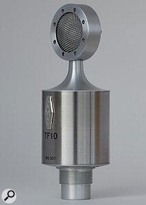 Samar Audio TF10 capacitor cardioid microphone.