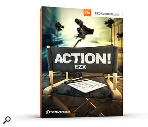 Toontrack Action EZX expansion kit.