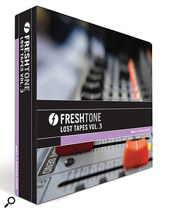 Freshtone Lost Tapes Vol.3
