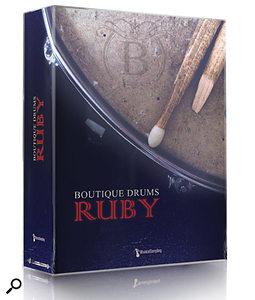 Boutique Drums Ruby.