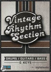 Big Fish Audio Vintage Rhythm Section