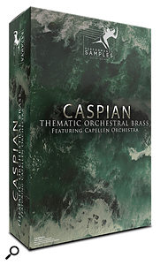 Performance Samples Caspian orchestral brass sample library.