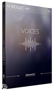 Heavyocity Mosaic Voices sample library.