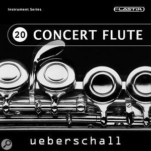 Ueberschall Elastik Concert Flute