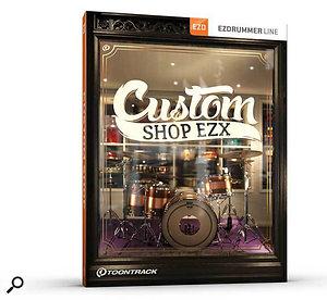 Toontrack Custom Shop EZX