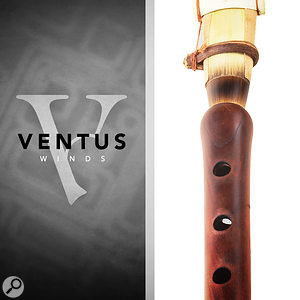 Impact Soundworks Ventus Winds Duduk sample library.
