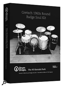 Drumdrops Gretsch 1960s Round Badge Soul Kit