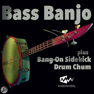 Modwheel Bass Banjo sample library.
