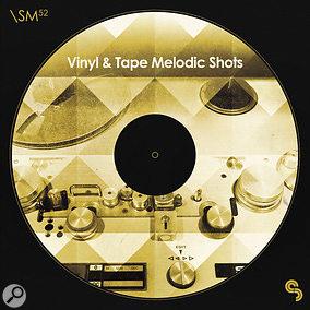 Sample Magic Vinyl & Tape Melodic Shots