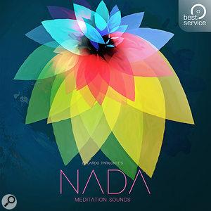 Best Service NADA sample library artwork.