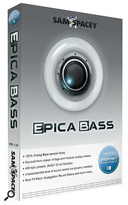 Sam Spacey Epica Bass