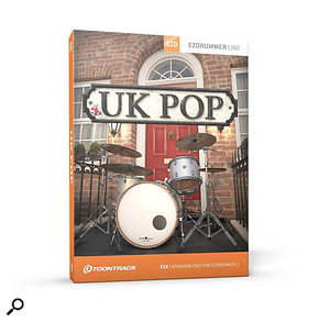 Toontrack UK Pop EZX.