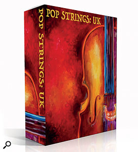 Q Up Arts Pop Strings UK sample library.