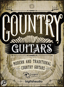 Big Fish Audio Country Guitars.