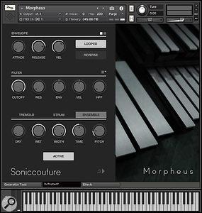 Soniccouture Morpheus