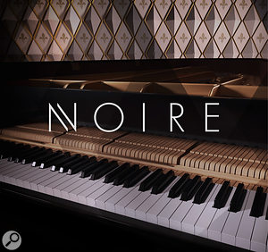 Native Instruments Noire sample library.