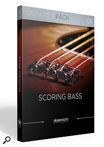 Heavyocity Scoring Bass sample library.