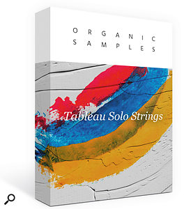 Orchestral Tools Tableau Solo Strings