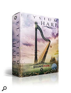 Soundiron Elysium Harp sample library.