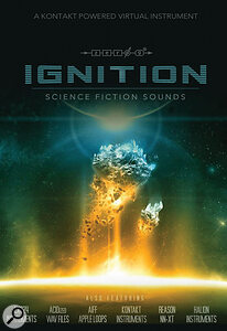 Zero-G Ignition science-fiction sound library.