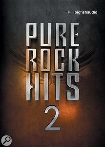 Big Fish Audio Pure Rock Hits 2