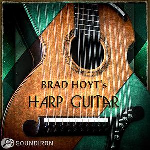 Soundiron Brad Hoyt's Harp Guitar