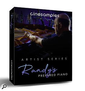 Cinesamples Randy's Prepared Piano.