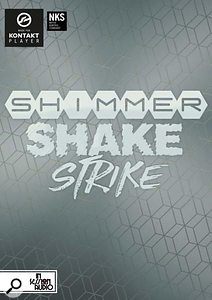 In Session Audio Shimmer Shake Strike.