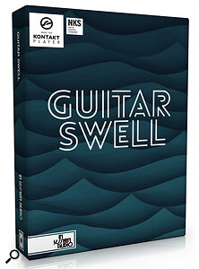 In Session Audio Guitar Swell sample library.