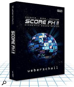 Ueberschall Liquid Instruments Score FX II