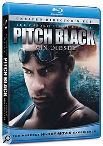 The movie Pitch Black provides a good example of the use of contrast in sound design, with different perspectives being enhanced by radically different soundscapes.