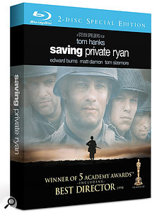 Two classic films that provide good, but very different, examples of the use of silence and contrast in their sound design: Lord Of The Rings: The Two Towers (2002) and Saving Private Ryan (1998).