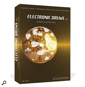 Soundorder | Electronic Drums Vol. 1
