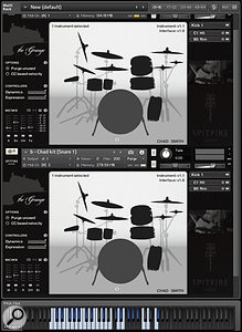 The Grange's kit mics and stereos page.