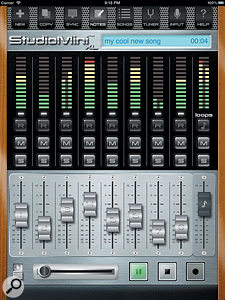 Studiomini XL Recording Studio