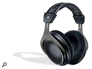 Graham never got a  chance to try the Shure SRH1840s, but SOS reviewer Sam Inglis liked them so much he bought a  pair himself.