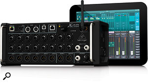 The Behringer X–Air X18.