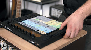 Ableton loop-jockeys have plenty of controllers to choose from, including Ableton's own Push.