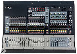 Spotlight: Digital Live Consoles
